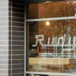 Rudy's pizza in Ancoats