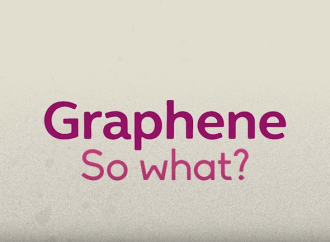 So what is the economic potential for Graphene?